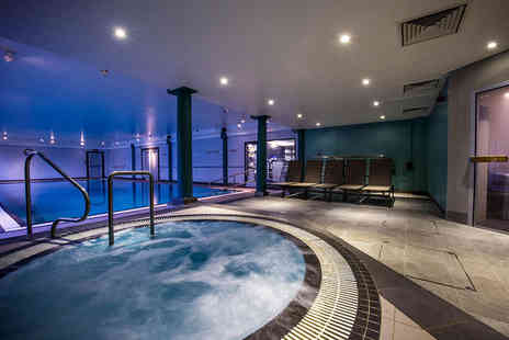 Double Tree Hilton - Four Star spa day for one person with any two ELEMIS treatments - Save 59%
