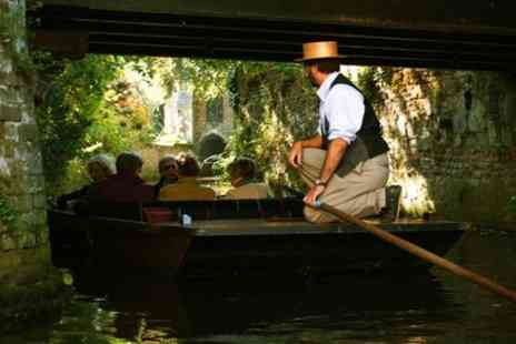 Canterbury Punting Company - 45 Minute Punting Tour - Save 0%