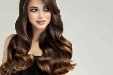 Salmas Salons - Wash, Cut, Blow Dry and Condition with Optional Highlights or Colour - Save 54%
