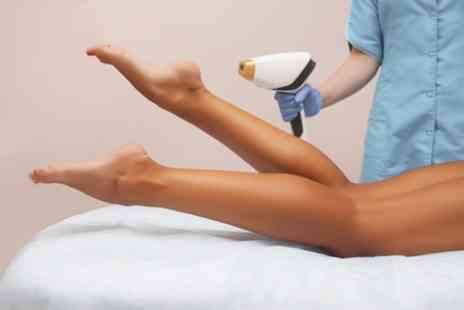 Mayfair Medispa Clinic - Three or Six Sessions Laser Hair Removal with Choice of Areas - Save 78%