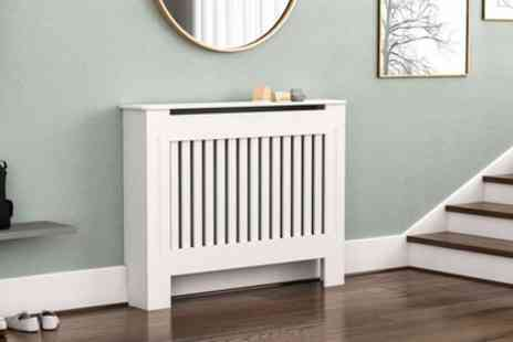 Groupon Good - Vida Designs Radiator Cover - Save 0%