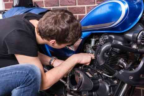 Baylis - Motorbike MOT Test - Save 33%