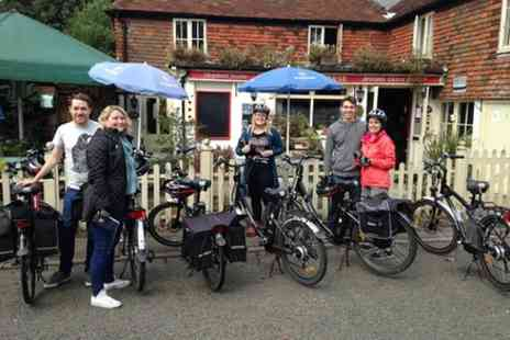 UK Electric Bike Centre - Self Guided Electric Bike Tour in Kent - Save 0%