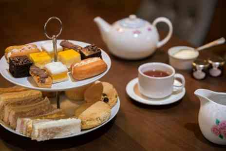 Deer Park Golf & Country Club - Sparkling Afternoon Tea with One Hour Spa Pass for Two or Four - Save 39%