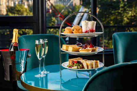 Mercure Edinburgh Princes Street - Afternoon tea for two - Save 37%