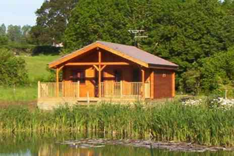 Watermeadow Lakes & Lodges - 2 or 3 Nights for Up to Two with Hot Tub and Bubbly - Save 0%