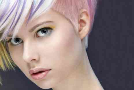 Majestic Hair and Beauty - Wash, Cut, Blow Dry and Conditioning with Optional Colour Treatment - Save 43%