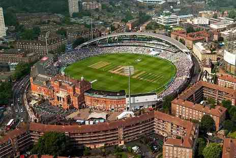 Kia Oval - Child entry ticket to a tour of the Kia Oval cricket ground - Save 50%