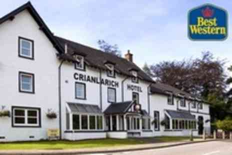 Best Western - In Loch Lomond Two Night Stay For Two With Scottish Breakfast - Save 51%