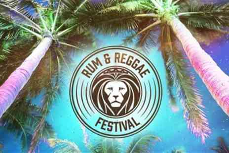 Rum & Reggae Festival - One general admission or VIP ticket from 6th June in Cardiff or 8th August in Birmingham - Save 37%