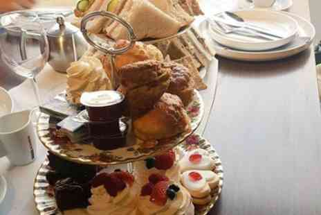 Rawlings Love to Eat - Traditional Afternoon Tea with Optional Prosecco for Two or Four - Save 43%
