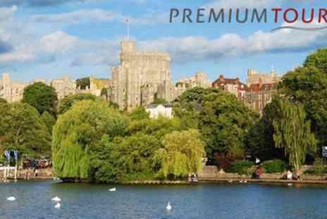 Premium Tours - Windsor, Stonehenge and Bath Tour for Child or Adult - Save 47%