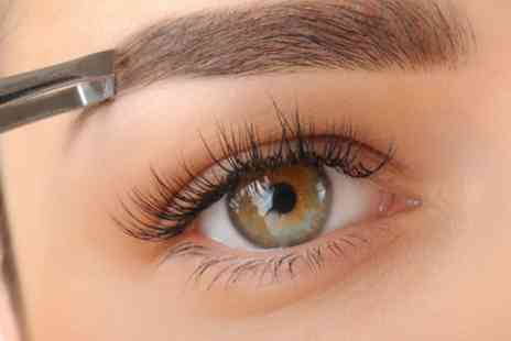 Beauty Worx - Eyebrow Lamination or Lash Lift and Tint - Save 47%