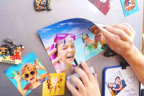 Colorland - Up to 18 Personalised Magnets in a Choice of Size - Save 75%