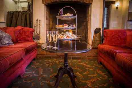 Marston Farm Hotel - Traditional or Champagne Afternoon Tea for Two - Save 43%