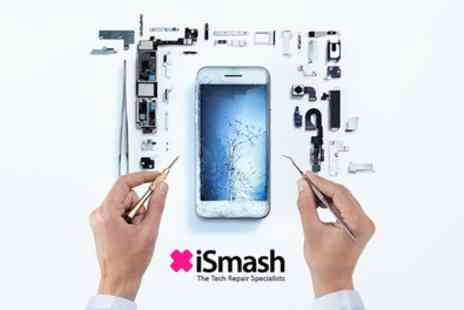 iSmash - iPhone Screen Replacement for Choice of iPhone - Save 43%