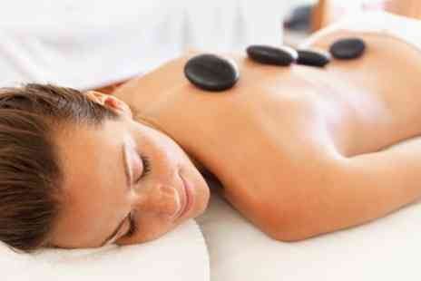 Specialist Beauty Clinic - One Hour Hot Stone or Aromatherapy Massage - Save 56%