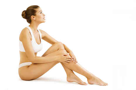 Crystal Beauty Centre - Six sessions of laser hair removal on one small area - Save 71%