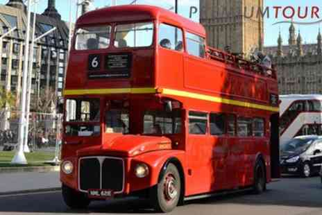 Premium Tours - London Double Decker Tour Tower Bridge, Big Ben for Child, Adult or Family - Save 60%