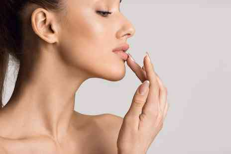 Dermanda Clinic - 2ml dermal filler treatment on the choice of lips, cheeks or chin - Save 55%