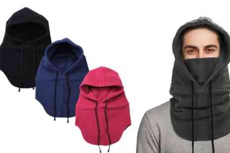 Groupon Goods Global GmbH - One or Two Thermal Balaclava Outdoor Winter Masks - Save 84%