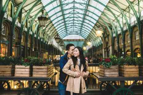 Sweet Escape - Explore Covent Garden with London Professional Photographer - Save 0%