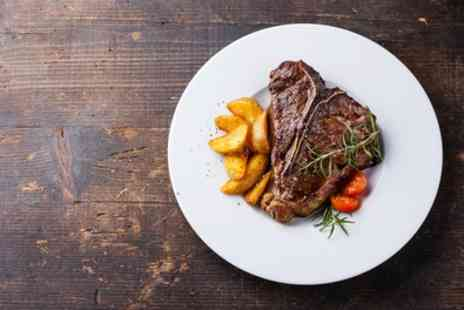 Cheltenham Regency Hotel - Sirloin Steak Meal for Up to Four - Save 59%