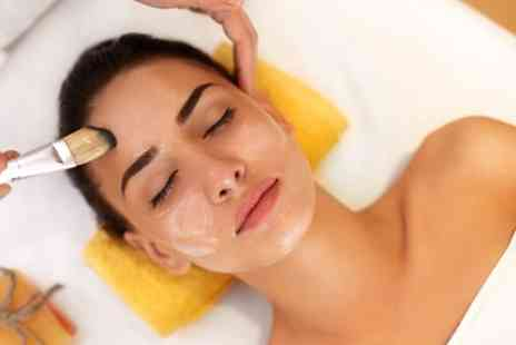 Admiral Beauty - Choice of Facial with Optional 30 Minute Back Neck and Shoulder Massage - Save 71%