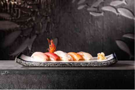 The Prince Akatoki London - Sushi Masterclass for Two - Save 0%