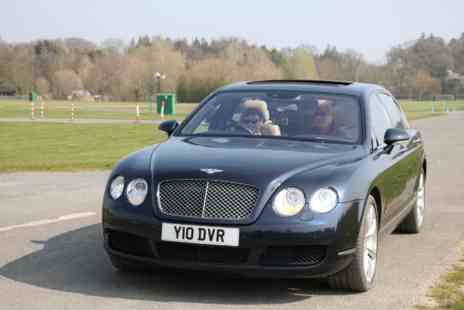 Virgin Experience Days - Young Driver Bentley Driving Experience - Save 0%