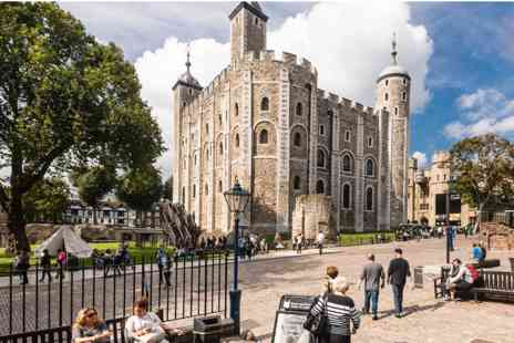 Fortnum & Mason - Visit the Tower of London and Champagne Afternoon Tea Royal Exchange for Two - Save 0%