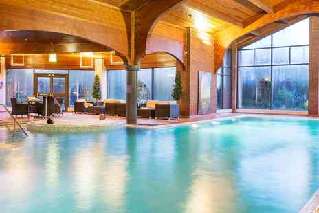 The Abbey Hotel Golf & Country Club - Worcestershire spa day with massage & lunch - Save 0%