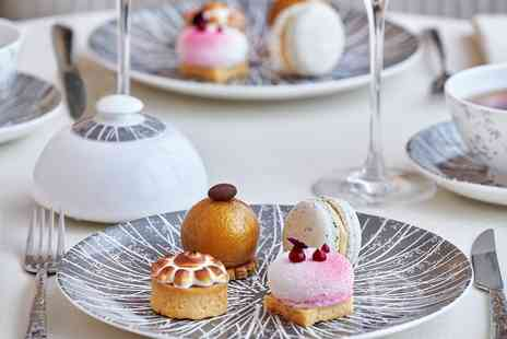 InterContinental London - Royal afternoon tea and champagne - Save 38%