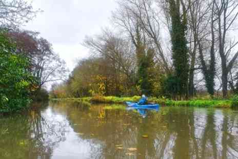 Fluid Adventures - Two Hour Kayak Hire For One or Two - Save 40%