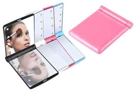 Magic Trend - LED makeup mirror - Save 74%