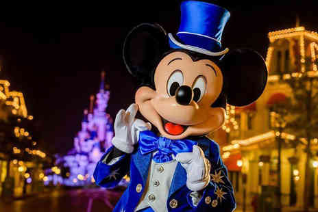 Super Escapes Travel - Two nights Disneyland Paris, France holiday with return flights - Save 53%