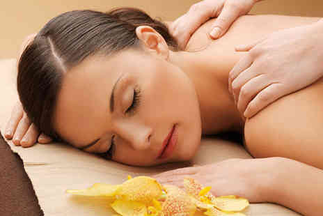 Addiction Beauty Salon - One hour pamper package with full body massage, mini facial and head massage - Save 66%