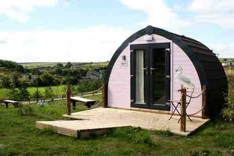 Rossendale Holiday Cottages - Two nights glamping stay for two people - Save 64%