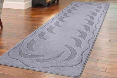 Groupon Goods Global GmbH - Non Slip Gel Back Runner Carpet - Save 77%
