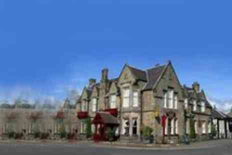 The Roslin Glen Hotel - Scotland 1 Night Stay Roslin Glen Hotel - Save 50%