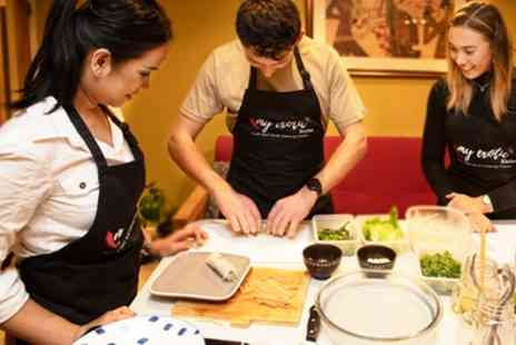 My Exotic Kitchen - South East Asian Cooking Class - Save 36%