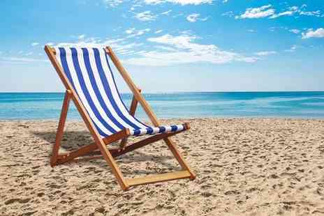 Who Needs Shops - Traditional folding deck chair - Save 0%
