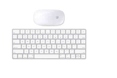 JMN Business Solutions - Apple wireless keyboard 2 and wireless magic mouse 2 - Save 0%