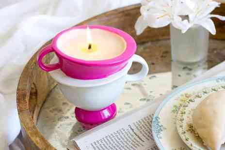 Midas Touch Crafts - Candle making workshop for one plus gifts - Save 76%