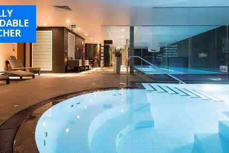 Doubletree Hilton Chester - Impressive spa access and afternoon tea - Save 24%