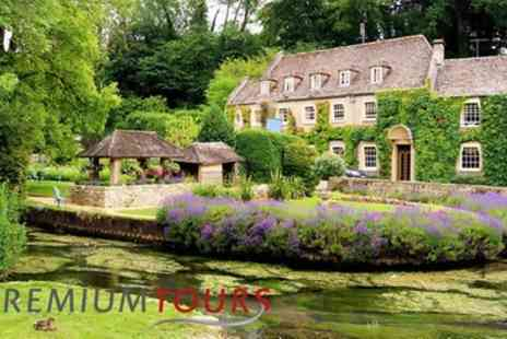 Premium Tours - Lunch in the Cotswolds Tour for Child or Adult - Save 52%