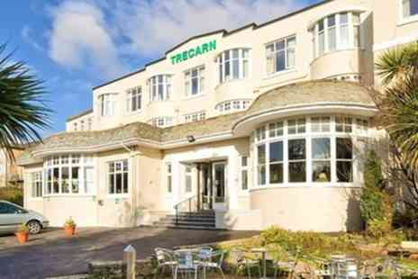 Trecarn Hotel - One Night for Two with Breakfast and Option for Dinner and Bottle of Wine - Save 0%