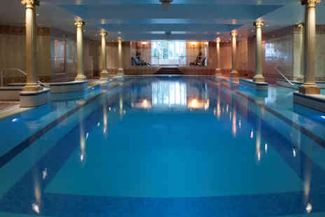 Thornton Hall Hotel and Spa - Four Star overnight stay for two with spa access - Save 47%