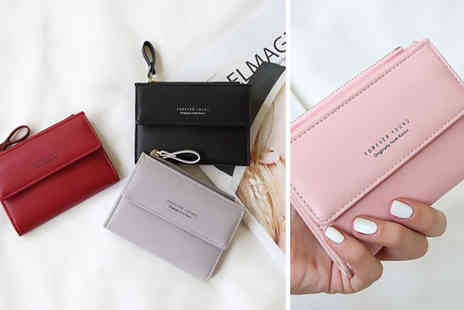 hey4beauty - Womens small RFID wallet - Save 75%