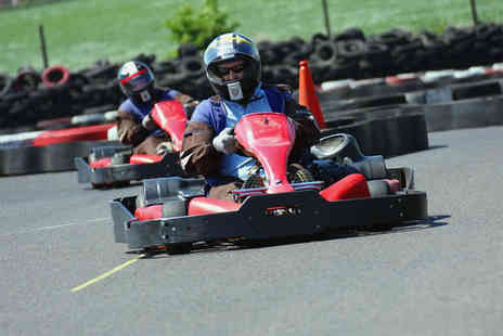 Midland Karting - One hour of go karting - Save 69%